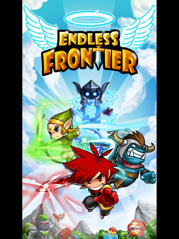Screenshots of Endless Frontier for iPad