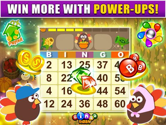 Screenshot 4 Bingo Bash™ HD: Wheel of Fortune ® Bingo + Slots