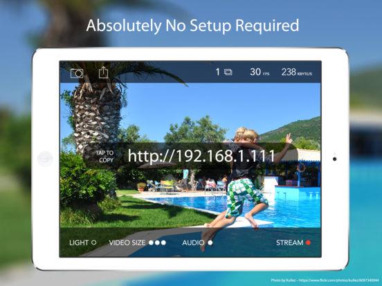 Instant Webcam Screenshot