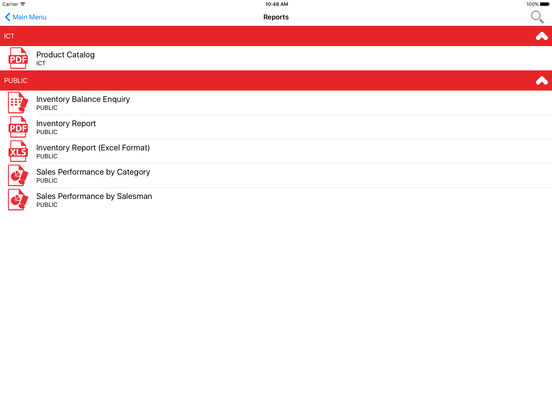 ReportNOW iPad Screenshot 3