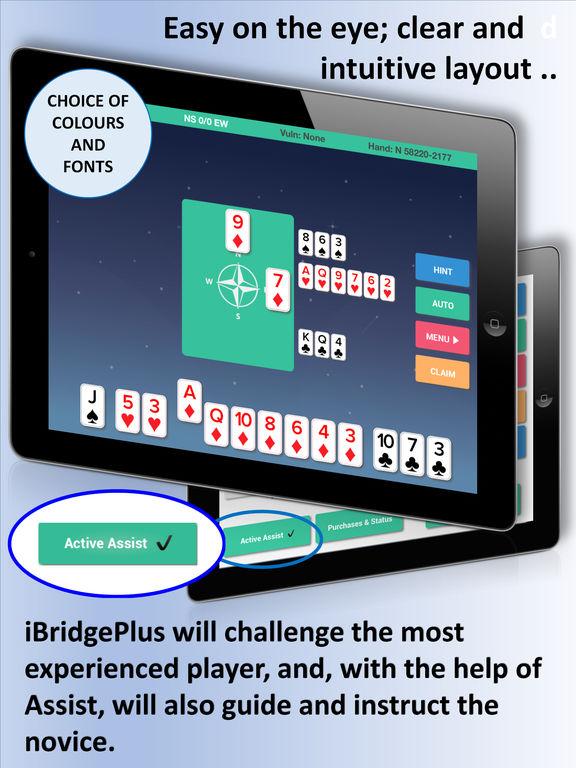 iBridgePlus - Passionate about Bridge screenshot