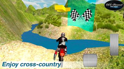 Offroad Bike Stunts 3D Full screenshot 4