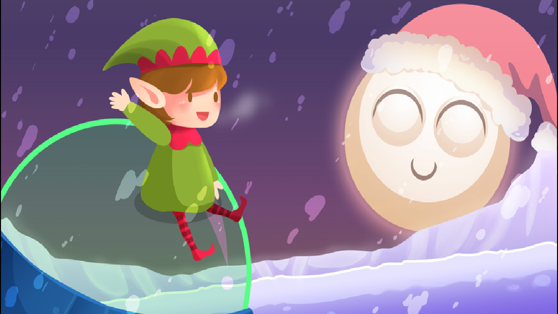 App shopper xmas elf attack save yourself from the elves games