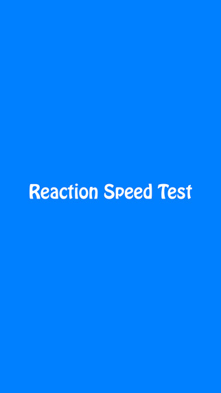 Reaction Speed Tester