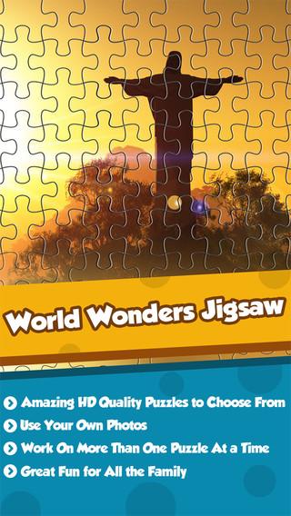World Wonder Jigsaw Puzzle Pro Ultimate Fun