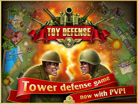 Toy Defense 2 HD Free – strategy