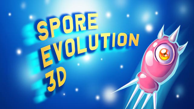 Spore Evolution 3D