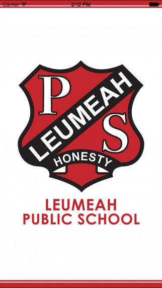 Leumeah Public School - Skoolbag