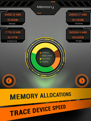 iSystem – Monitoring & Statistics