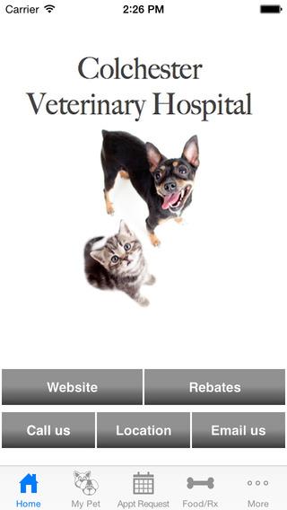 Colchester Veterinary Hospital