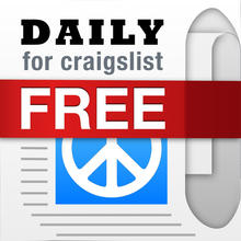 Daily, an app for Craigslist for iPhone and iPad (Free Version) - iOS Store App Ranking and App Store Stats