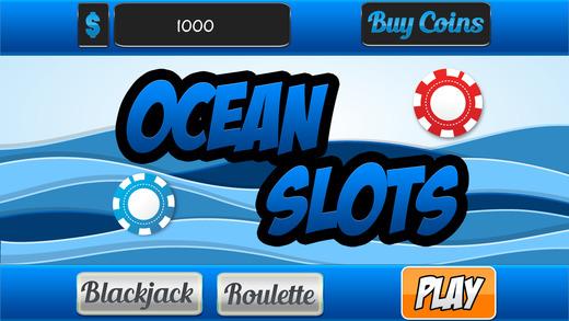 AAA Ace Beach Ocean Slots - Free Slots Game