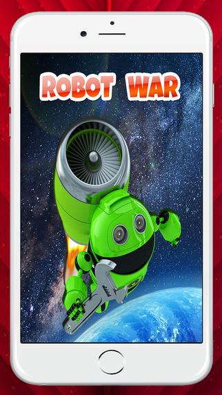 Robot War Machine in Galaxy Games