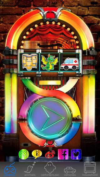 Sound Jukebox for Kids