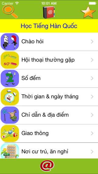Học Tiếng Hàn Quốc - Learn Korean Phrases and Vocabulary