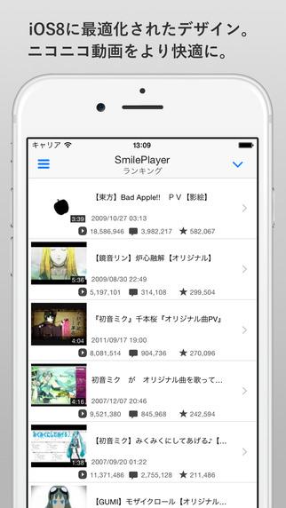 SmilePlayer2 - ニコニコ動画専用の非公式動画プレイヤー