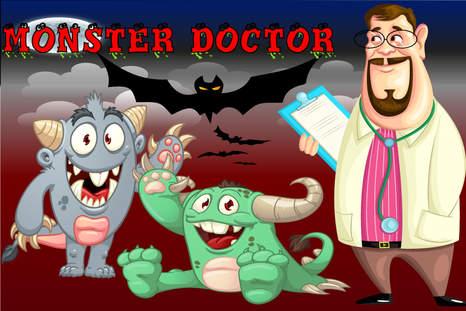 怪物博士游戏