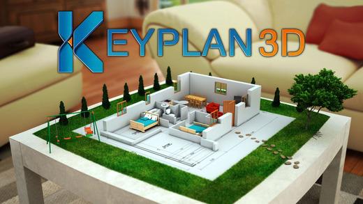 Keyplan 3D - Home design Interior decoration Architecture plan