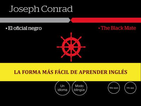 TWIN BOOKS Joseph Conrad - El oficial negro
