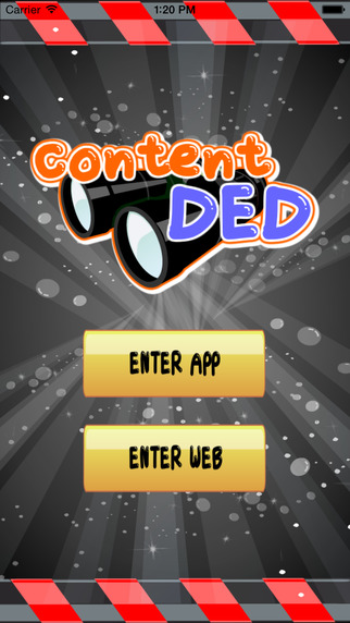 ContentDED - Free ringtones soundEFX and stuffs