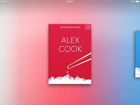 Cook - 世界本食谱