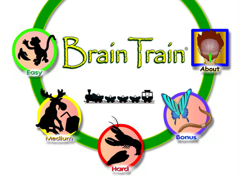 Morphonix™ : Brain Train iPad Screenshot 2