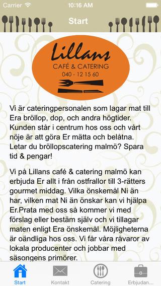 Lillans Café