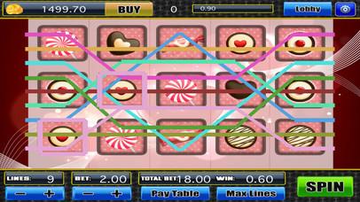 Screenshot 5 AAA Хит спина и сокрушить Сумасшедшие Jewel Blitz слоты удачи-й джекпот Pro