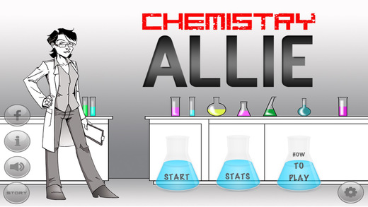 Chemistry Allie: Learn the Periodic Table of Elements Full Version