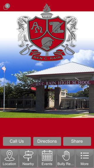 B.C. Rain High School