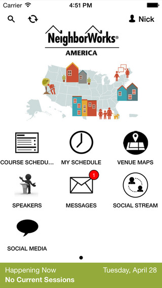 NeighborWorks America Training