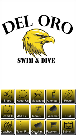 Del Oro Swim Dive