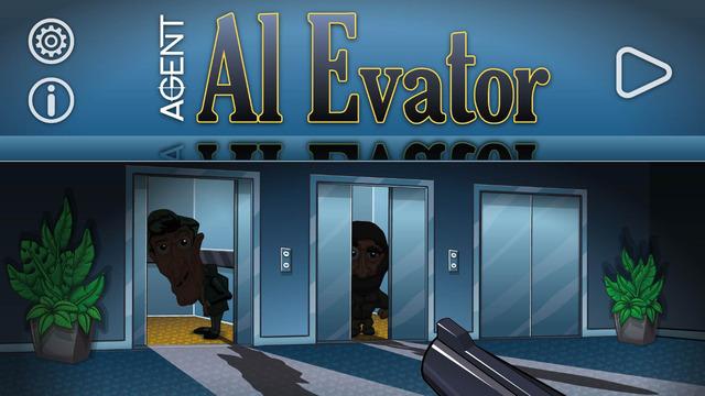 Agent Al Evator - a terrorist defence game