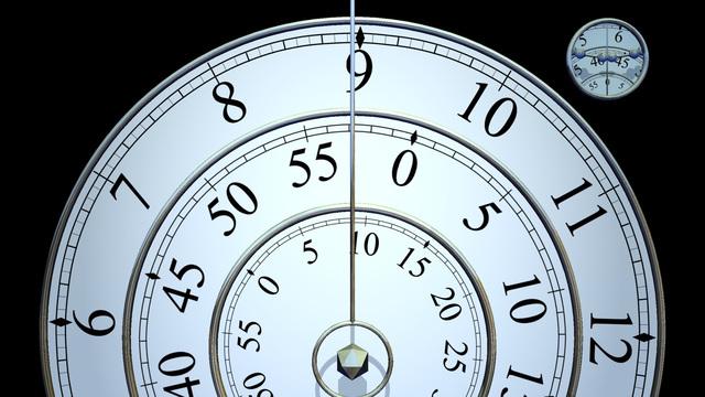 Dial Clock