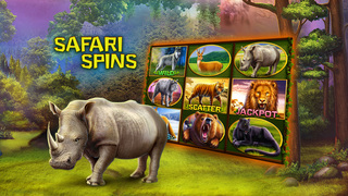 Screenshot 1 Wild Animals Free Slots Game