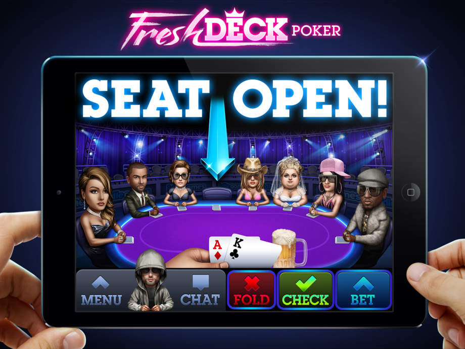Fresh Deck Poker - Live Texas Hold'em - iPhone Mobile Analytics and App Store Data