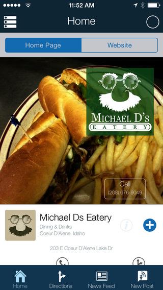 Michael D's Eatery