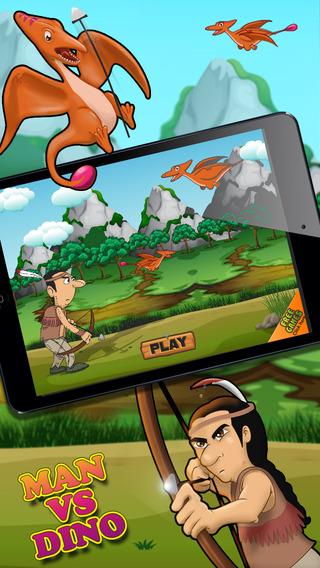 Dinosaur Hunter Park Rush Pro