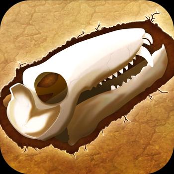 Dino Bones Riddle - Ancient Puzzle LOGO-APP點子