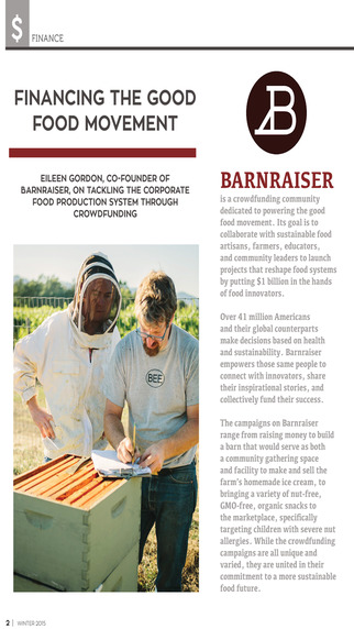 Conscious Company Magazine - Sustainable Business The Future of Business as Usual
