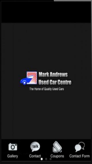 Mark Andrews Used Car Centre