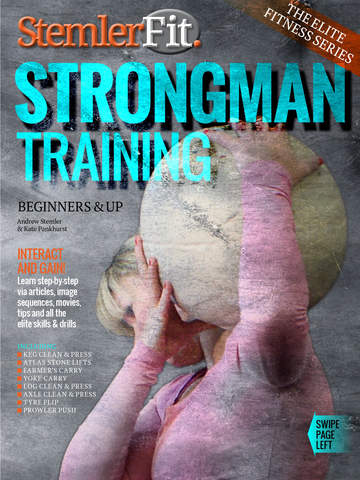 Stemlerfit Strongman Training