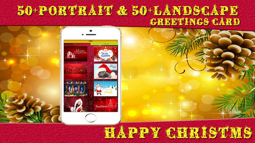 New Christmas Greeting Cards Maker