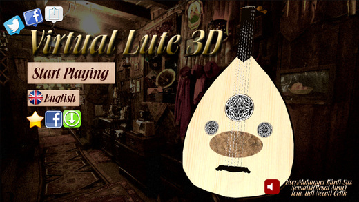 Ottoman Lute Oud Classic - Listen Play and Learn