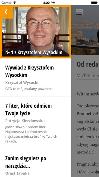 Productive Magazine Polska