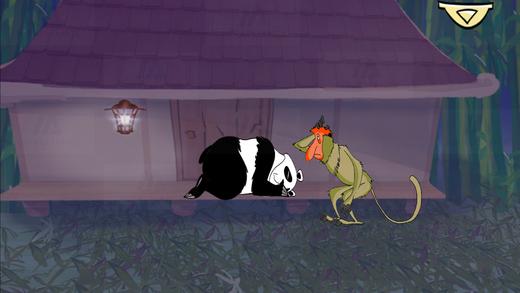 Le Panda et le sommeil