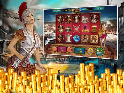 Pompeii slot machine app