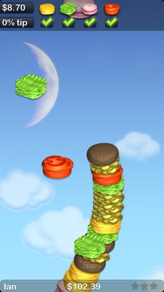 Sky Burger - Build Match Food Free