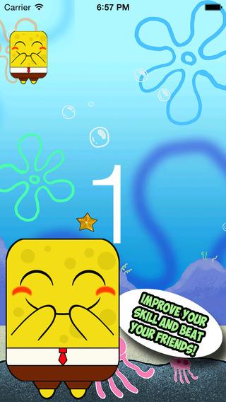 Catch Plankton - Sponge Bob version