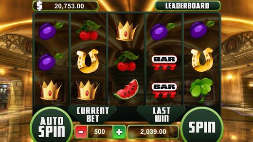 Super Atlantic City - Free Casino Slots Game